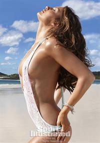 Alyssa Miller in a bikini