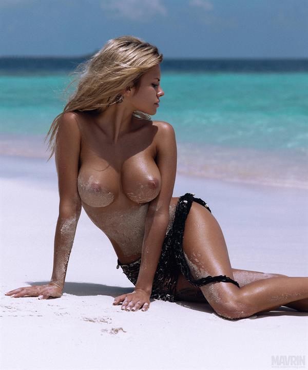Natalya Krasavina - breasts
