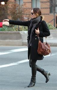 Olivia Wilde in New York City - April 13, 2013