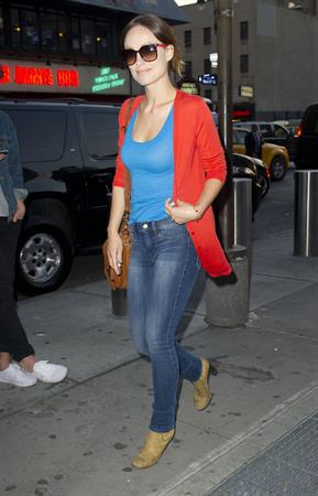 Olivia Wilde in New York City - May 16, 2013