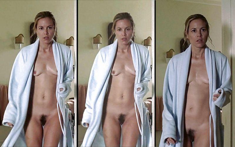 Nude maria bello full frontal