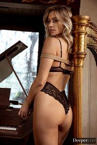 Addie Andrews in lingerie