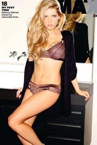 Katheryn Winnick in lingerie