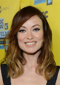 Olivia Wilde 'The Incredible Burt Wonderstone' screening at 2013 SSW in Austin, Texas 3/8/13