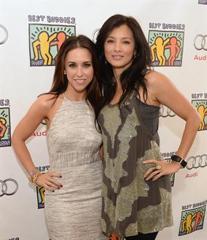 4th Annual Kelly Hu Poker Tournament Benefiting Best Buddies, Beverly Hills, Aug 22, 2013