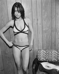 Bridget Moynahan in a bikini