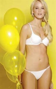 Julieta Prandi in lingerie