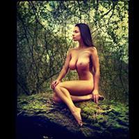 Dagmar Bajura - breasts