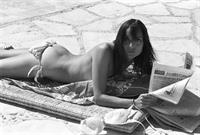 Elsa Martinelli in a bikini - ass