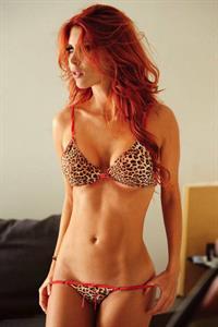 Mara Roldan in lingerie