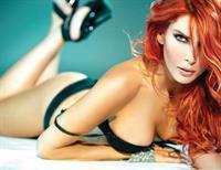 Mara Roldan in a bikini