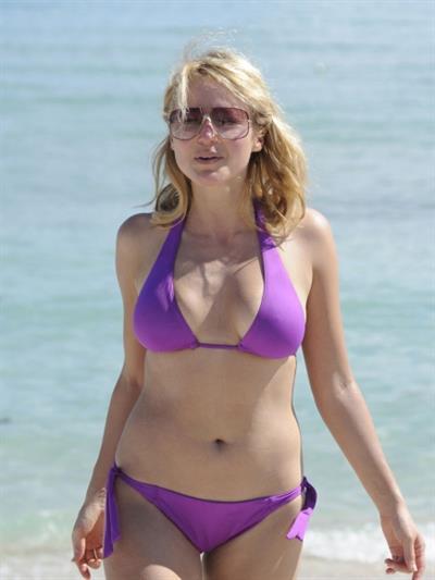 Jewel in a bikini