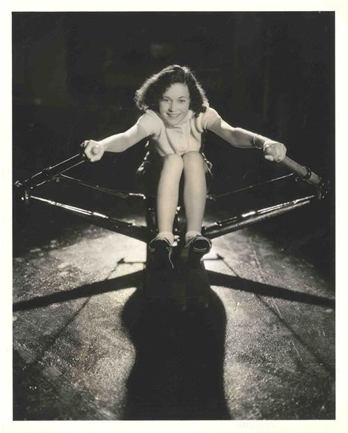 Maureen o sullivan spanking — photo 4