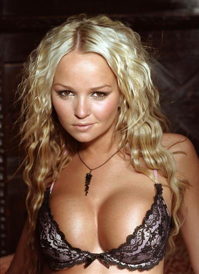 Jennifer Ellison in lingerie
