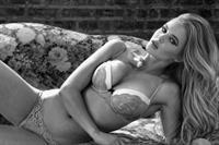 Casie Chegwidden in lingerie