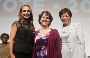 Natalie Portman - OFA-Nevada Women Vote 2012 Summit - August 25, 2012