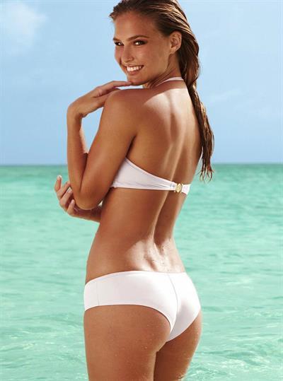 Bar Refaeli in a bikini - ass