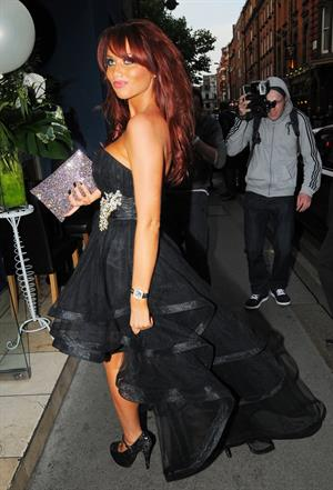 Amy Childs 20th birthday 14th June 2011