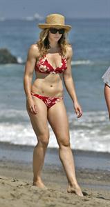 Jessica Biel in a bikini