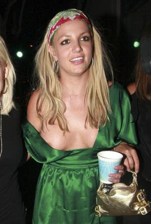 Britney Spears - breasts