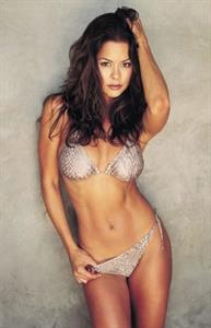 Brooke Burke in lingerie